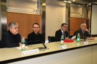 Premio ANGAMC, Gianpiero Calzolari, Simone Menegoi, Mauro Stefanini, Pier Giovanni Castagnoli