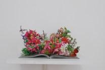 Andrea-Mastrovito-Serra-2011-libro-ritagliato-e-collage-cm-30x40x20-courtesy-galleria-Giuseppe-Pero