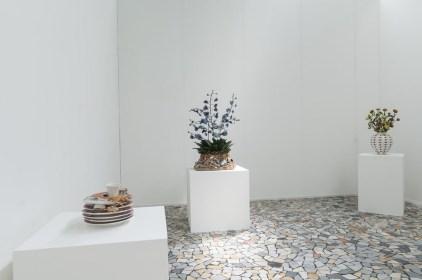 B&C Veduta della mostra, Via S_Giustina 2015