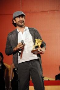 Alessandro Siani, premio speciale del Pegaso d'oro