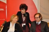 Laura Cherubini, Lucia Spadano, Marco Meneguzzo