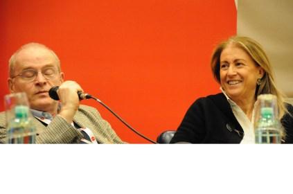 Giorgio Verzotti, Laura Cherubini