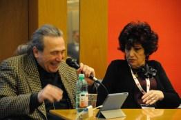 Mario Bertoni, Lucia Spadano
