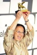 Adelina von Fürstenberg, curatrice del pad. Armeno, leone d'oro miglior partecipazione nazionale