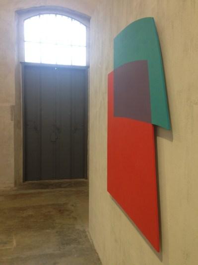 Dora Maurer, Overlappings No8, 2008