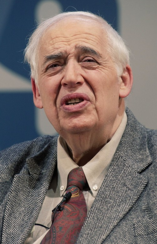Harold Bloom Discussions At CUNY