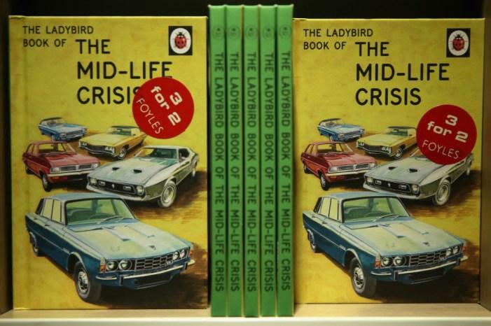Ladybird Books For Grown-Ups