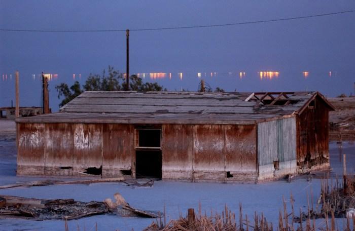 Salton Sea Authority May Shrink 376-Square-Mile Lake