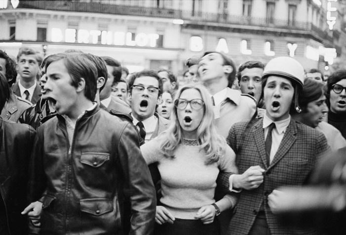 Paris Demonstration