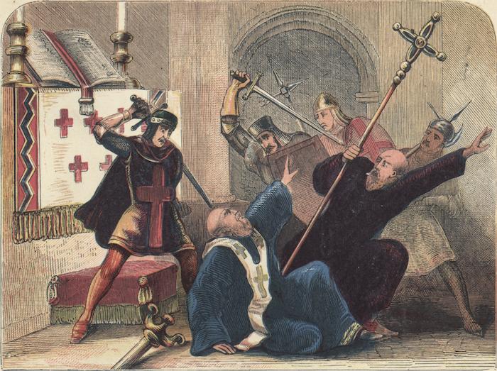 Violenza umana: l'assassinio di Enrico II