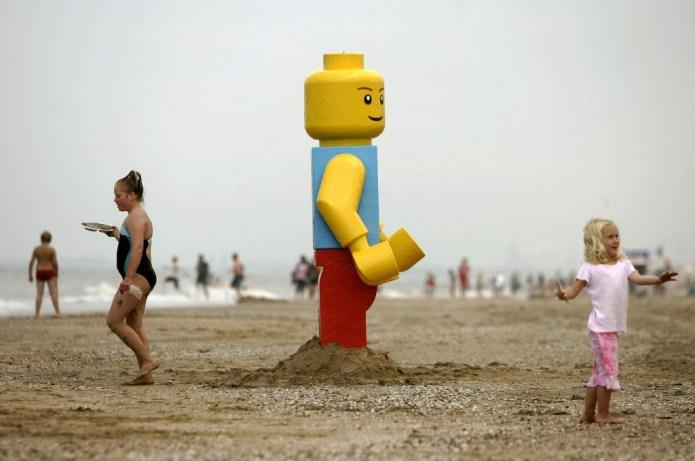 Lego storia