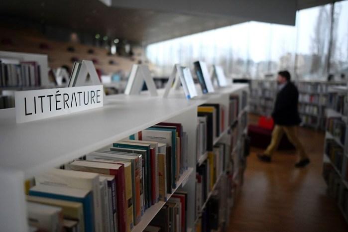 FRANCE-POLITICS-CULTURE-ARCHITECTURE-LIBRARY