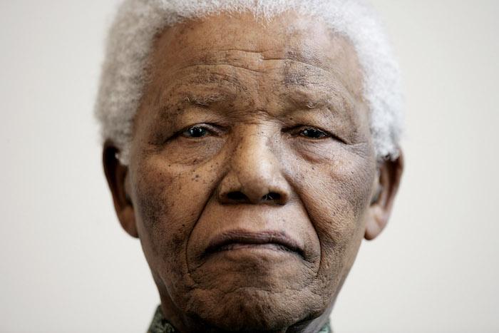 "Nelson Mandela & Artists Promote ""46664 Arctic"""