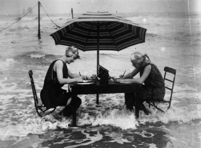 Writing Tide