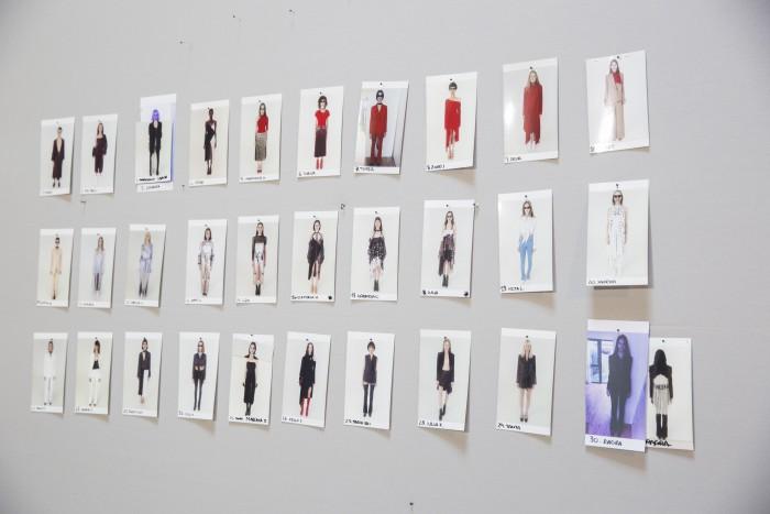Sshena Urban Catwalk - Backstage