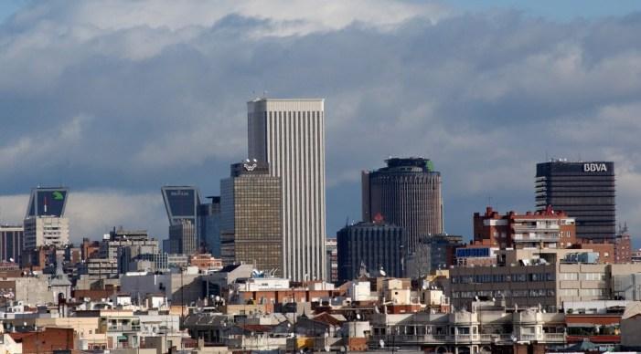 Views of Madrid