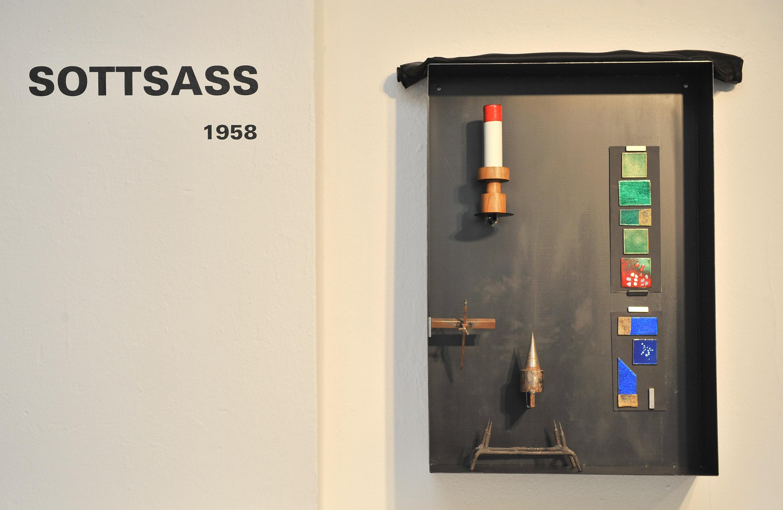 Ettore Sottsass: 2010 Milan International Furniture Fair
