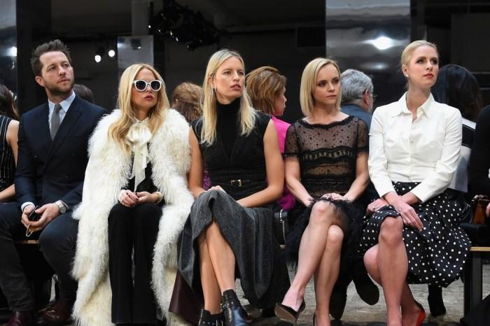 Carolina Herrera - Front Row - February 2017 - New York Fashion Week