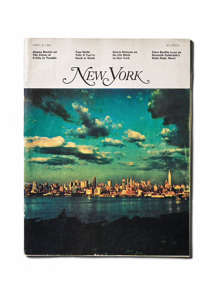 NY Mag_First Issue