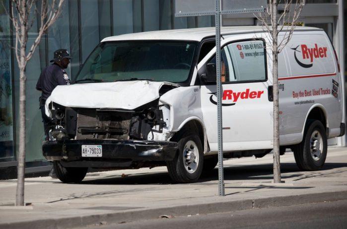 Toronto attentato