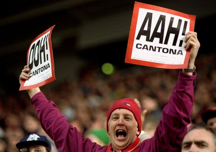 ''Ooh! Aah! Cantona
