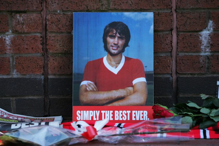 George Best memory