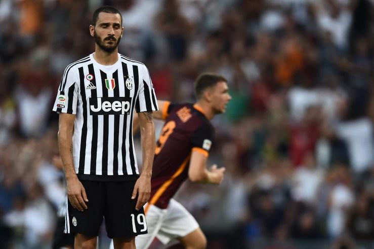 Seconda di campionato: la Roma va a velocità doppia (Filippo Monteforte/AFP/Getty Images)