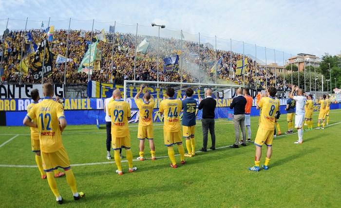 Il Frosinone non è più in Serie A (Francesco Pecoraro/Getty Images)