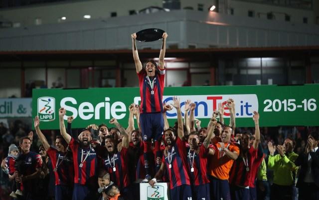 FC Crotone v Virtus Entella - Serie B
