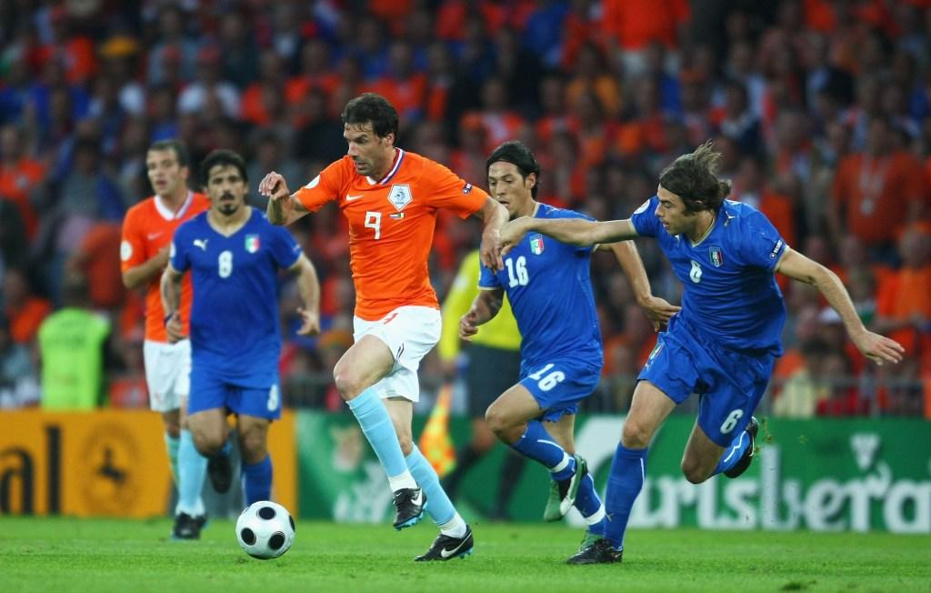 Ruud Van Nistelrooy Olanda