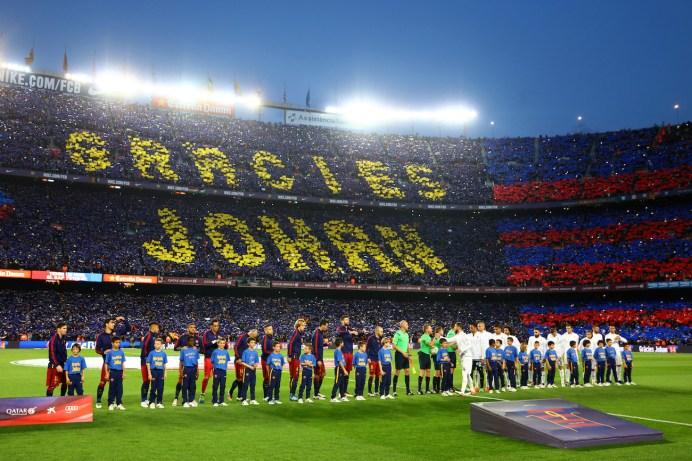 FC Barcelona v Real Madrid CF - La Liga