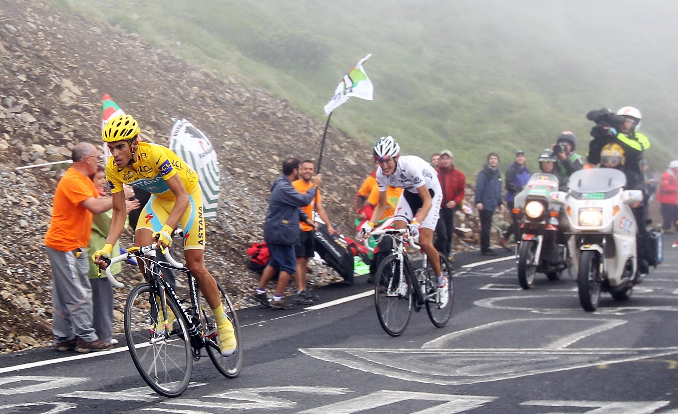 Le Tour 2010 - Stage Seventeen