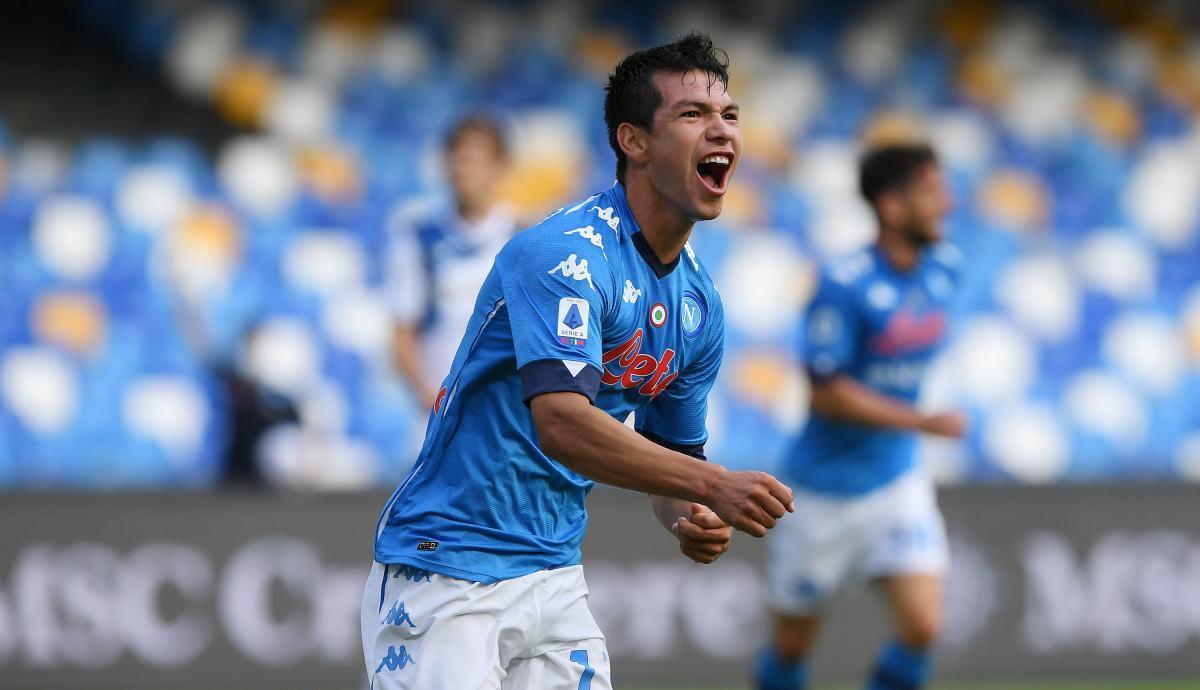 Come il Napoli ha ritrovato il vero Lozano