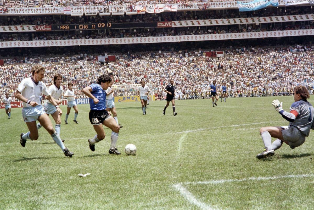 Fossi stato Maradona, avrei vissuto come lui