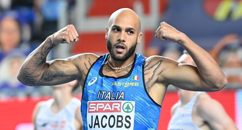 Marcell Jacobs ha battuto il record italiano dei 100 metri piani