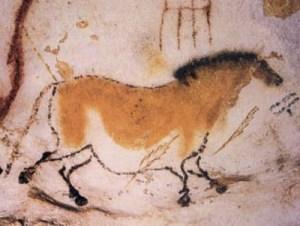 Lascaux, Massiccio centrale francese - Dipinti figurativi risalenti al Paleolitico superiore