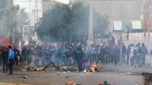 La protesta a Kasserine