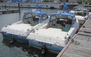 船舶免許試験艇