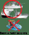 Habilitação para conduzir embarcações menors que 20 t Limitado a 5 milhas nauticas a partir da costa ou em áreas confinadas Exige habilitação de arrais amador de primeira ou segunda classe Mas não é válida para pilotar Jetski