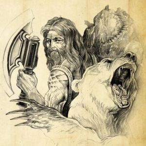 Beorn by Robert Immings