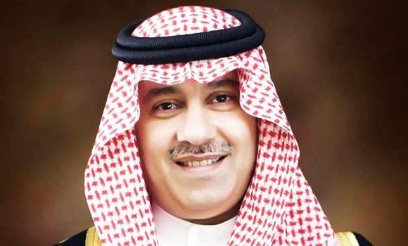 Deputy Foreign Minister Prince Abdul Aziz bin Abdullah