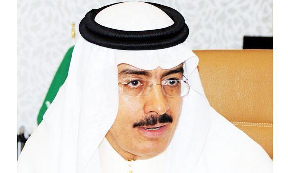 Haj Minister Bandar Hajjar. (SPA)