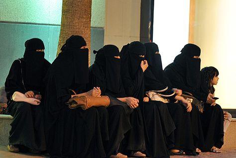 Saudi Mother