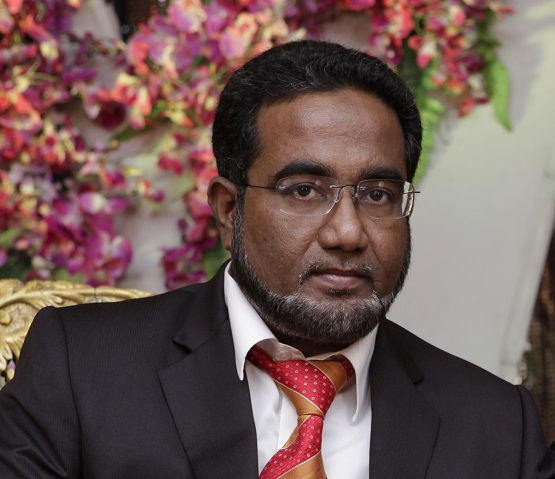 S K Sirajuddin -  CEO - Systron