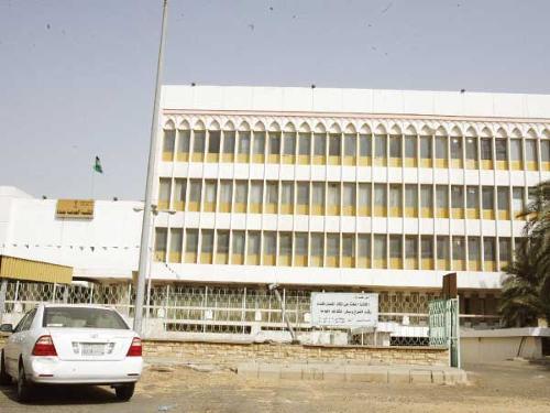 The Jeddah Public Library in Al-Nuzlah Al-Yamaniah district.