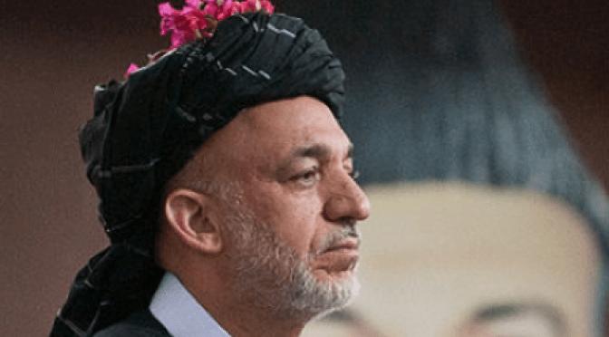 Afghanistan's Hamid Karzai