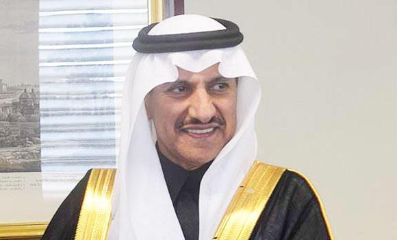 Human Rights Commission chief Bandar Al-Aiban. (SPA)