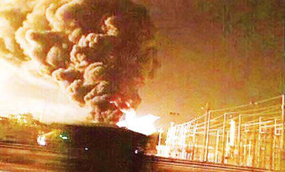 Fire-exploded-in-Aramco's-the-Berri-gas-plant1