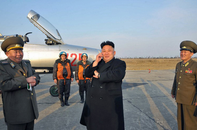 The US said it was aware of the reports and reiterated a warning to its citizens not to travel to North Korea