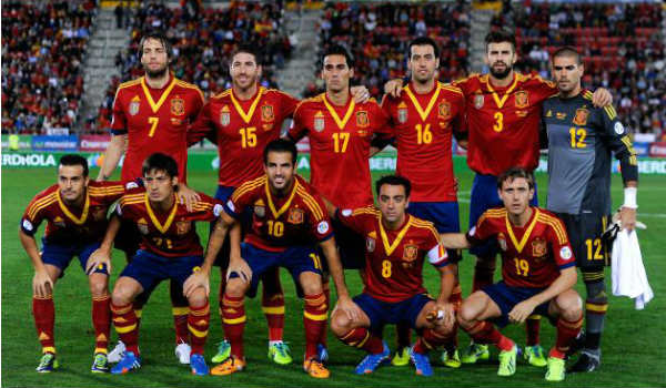 On the shortlist of teams capable of winning this year's World Cup, Spain stands tall atop all other contenders.